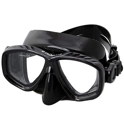 Promate Nearsight Optical Corrective Lenses Scuba Snorkeling Mask