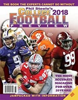 Phil Steele's 2018 College Football Preview - National Cover