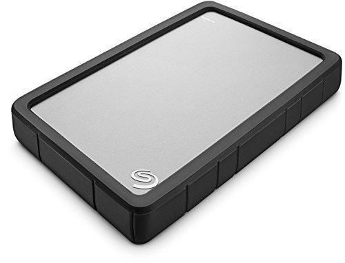 Seagate Bumber, tragbare externe SSD, 2.5 Zoll, USB-C, USB 3.0, PC & Mac, Modellnr.: STDR400