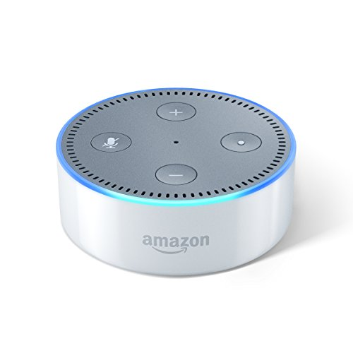 Amazon Echo Dot、ホワイト