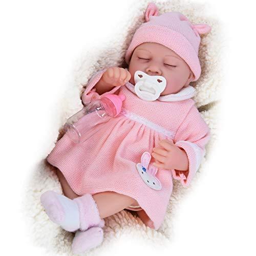 The Magic Toy Shop 20' Realistic Reborn Handmade Sleeping or Open Eyes Baby...