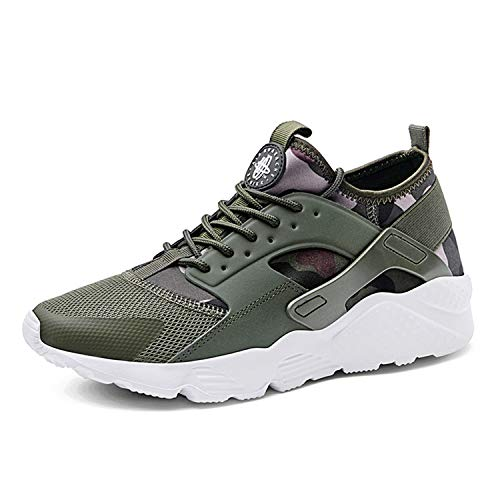 Light Hot Running Shoes for Men Camouflage Sneakers Size 36-47 9 Colors Light Weight Outdoor Jogging Fitness Me