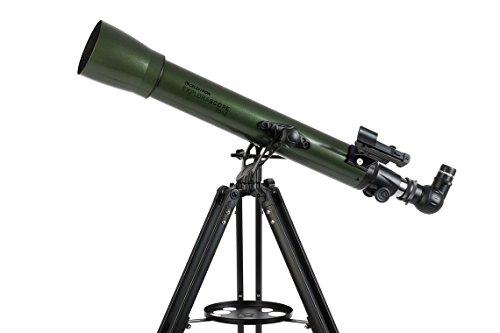 Celestron ExploraScope AZ - Telescopio astronómico (70 mm de Apertura, 700 mm...