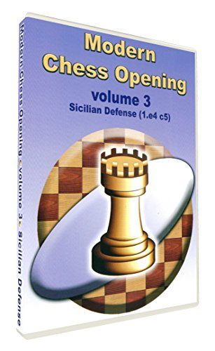 Modern Chess Opening 3: Sicilian Defense (1.e4 c5)