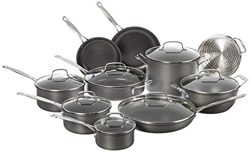 Cuisinart Chef's Classic Non-Stick Hard Anodized,...