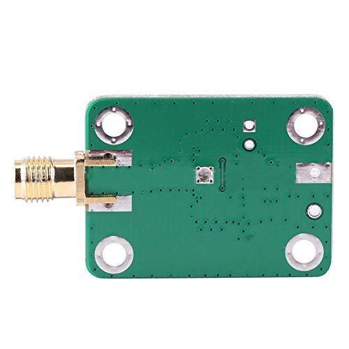 Alician 70dB Verstärker Modul RF Logarithmischer Detektor RSSI Messung Power Meter Modul AD8318 LNF 1–8000 MHz RF Wide Band Gain Haushaltswerkzeuge