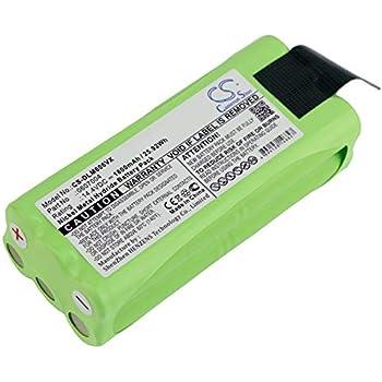 Powery Batería para Dirt Devil Libero M606: Amazon.es: Electrónica