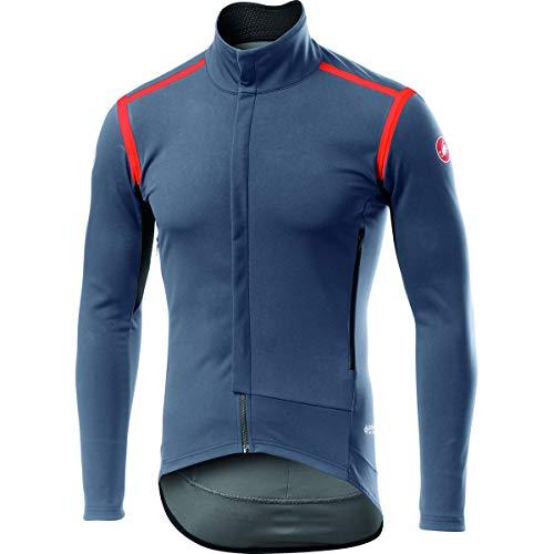 castelli Perfetto Ros Long Sleeve Jacket Men - Bike Softshelljacke