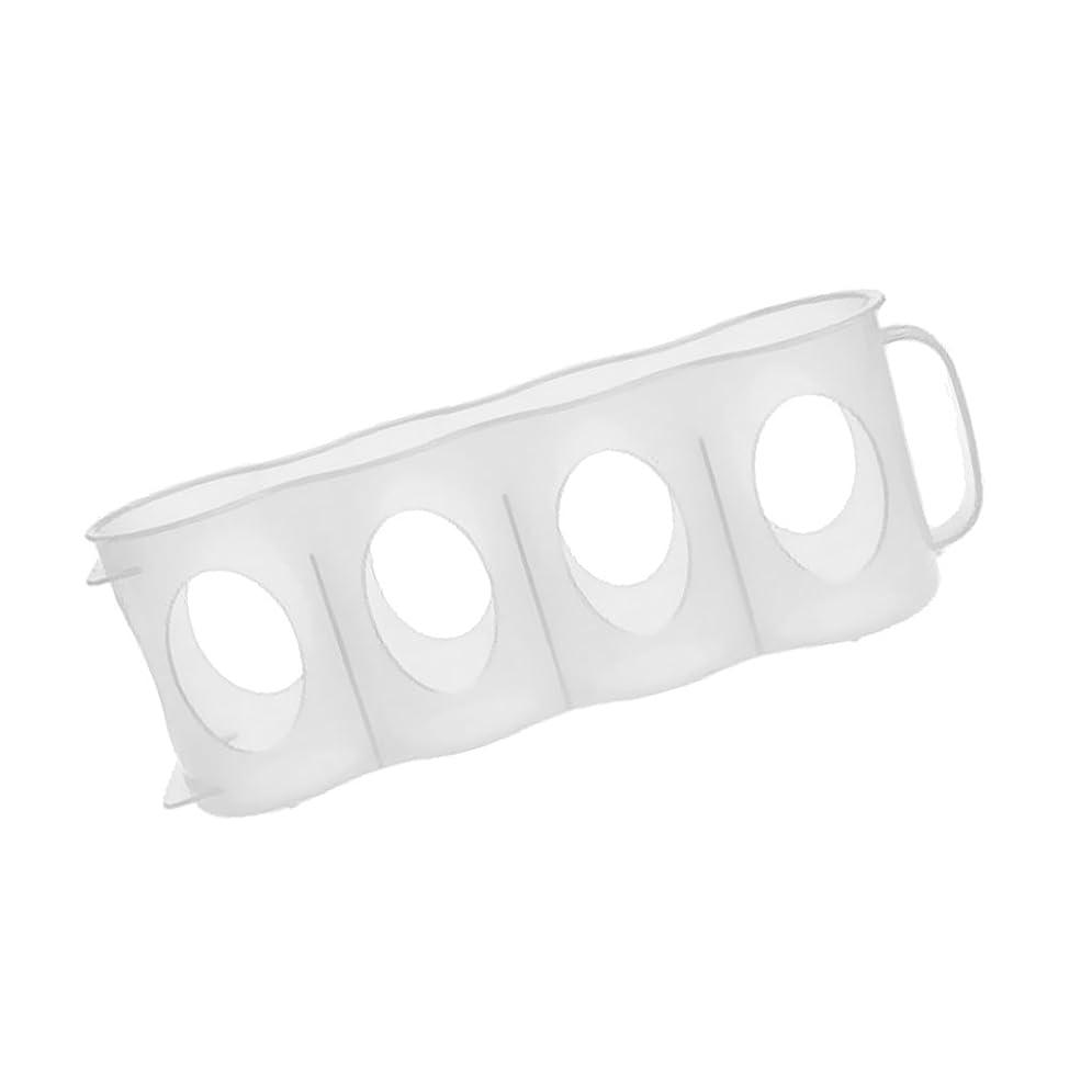 受粉するバクテリアパラダイスamleso キッチン組織冷蔵庫収納ビール缶ホルダー飲料ラック