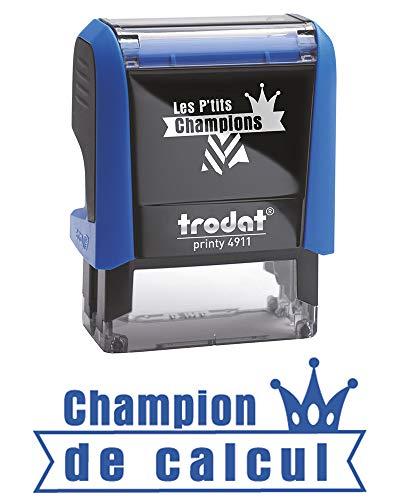 Trodat b14991.01die P 'Tits Champions Stempel Scolaire-Champion Berechnung