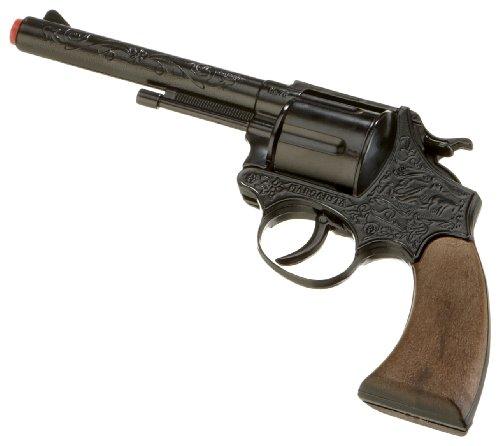 Gonher 76/6-12-disparo revólver Margarita 23 cm