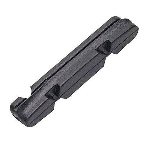 Fibrax Bremsgummi Rennrad Ultegra/DuraAce 1 Paar schwarz SH 410