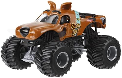 Hot Wtalons Monster Jam Scooby Doo Die-Cast Vehicle, 1 24 Scale by Hot Wtalons