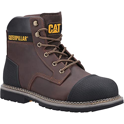 Caterpillar CAT Safety Footwear Powerplant S3 - Botas para...