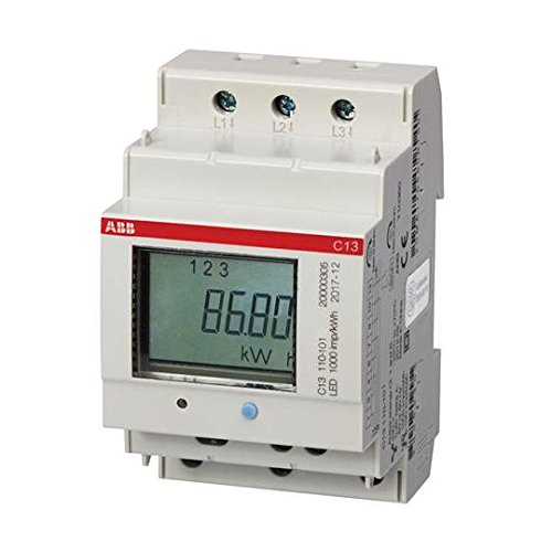 ABB Drehstromzähler C13 110-101 MID geeicht Direktanschluss bis 40A