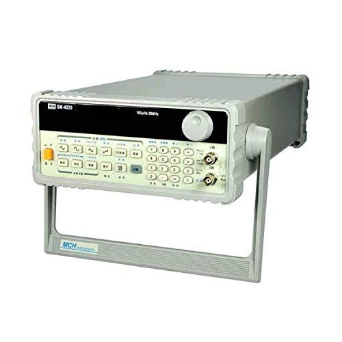 Précis Équipement de laboratoire électronique MCH-4020 du générateur de signaux de fonction d'onde arbitraire 20MHZ Durable (Size : 198-242V)