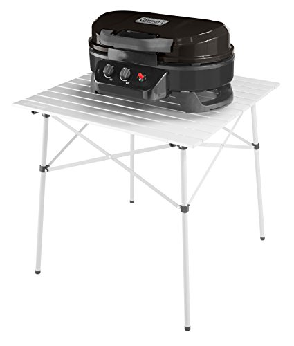 Coleman Gas Grill | Portable Propane Grill | Roadtrip 225 Tabletop Grill, Black