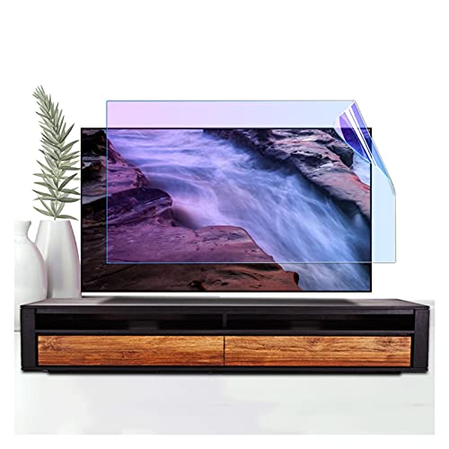 AWSAD Protecto Pantalla TV, Protector para Monitores de Pantalla Ancha Aliviar La Fatiga Ocular Filtro de Pantalla de TV Antideslumbrante (Color : Anti-Blue Light, Size : 65 Inch 1429X804mm)