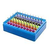 50 unids/Set 0,5-0,9mm de tungsteno Micro Taladro Herramienta de Grabado Herramienta de perforación para Circuito PCB jabalí