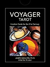 Voyager Tarot: Intuition Cards for the 21st Century [With Guidebook] [TAROT DECK-VOYAGER TAROT-] [Other]