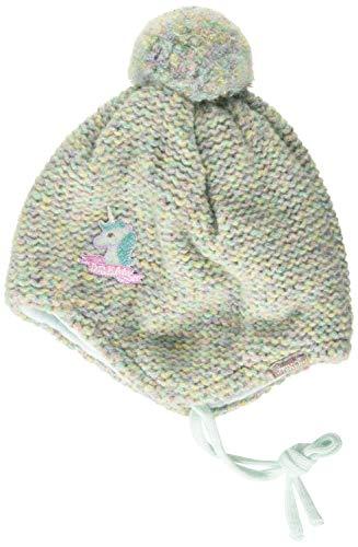 maximo Mädchen Band Beanie-Mütze, perlmeliert, 47