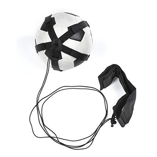 MOH Equipo de Entrenamiento de Pelota Bolsa de Entrenamiento de fútbol con cinturón elástico Juego de Pelota al Aire Libre Asistencia práctica