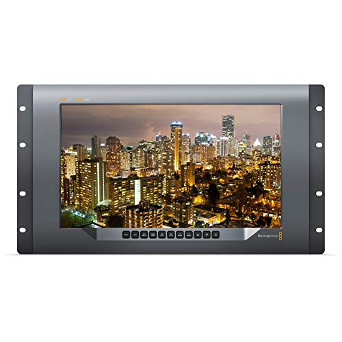 Blackmagic Design Design SmartView 4K 38,1 cm (15 Zoll) LCD 4K Ultra HD Grau - Signage-Displays (38,1 cm (15 Zoll), LCD, 3840 x 2160 Pixel, 4K Ultra HD, 25 ms, 1000:1)