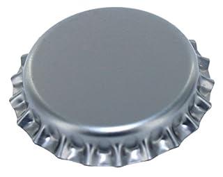 اسعار Silver Oxygen Barrier Crown Caps 144 Count