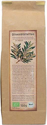 almasol - Spanischer Bio Olivenblättertee «arve» - 150 g