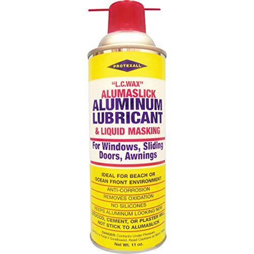 Protexall 11 Oz. Aerosol Spray Aluminum Wax Lubricant - 1 Each
