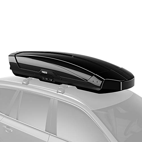 Thule Motion XT Rooftop Cargo Carrier, XXL, Black