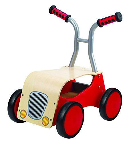 Hape International E0374 Hape E0374 Rode scheerapparaat, rood