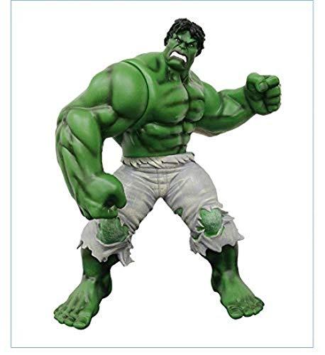 lkw-love Hulk staty att samla Avengers 45 cm