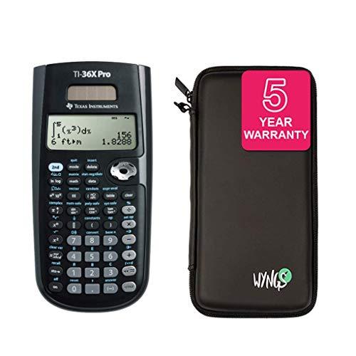 TI 36X Pro + Schutztasche + erweiterte Garantie