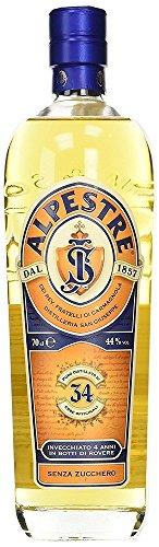 Alpestre - Liquore di 34 erbe 44% vol., 700 ml