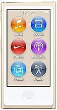 Apple iPod Nano 16GB Gold (8th Generation) MKMX2LL/A (Renewed)