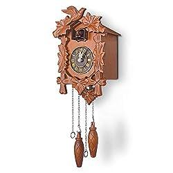Kendal Handcrafted Wood Cuckoo Clock