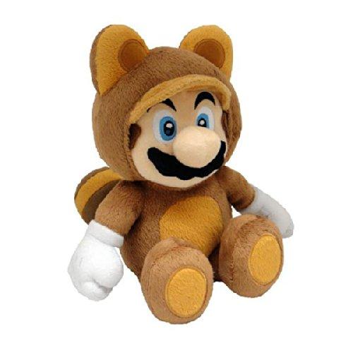 Nintendo Plüschfigur Tanooki Mario (21cm)