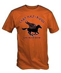6TN Camiseta Estampada Hombre Campamento Medio Sangre