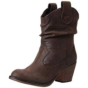 Rocket Dog Women's Sheriff Saloon Western Boot