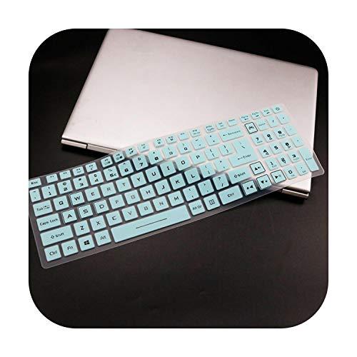 Funda protectora de teclado para Acer Aspire Nitro 5 AN515 54 15.6'' / Aspire Nitro 7 AN715 51...