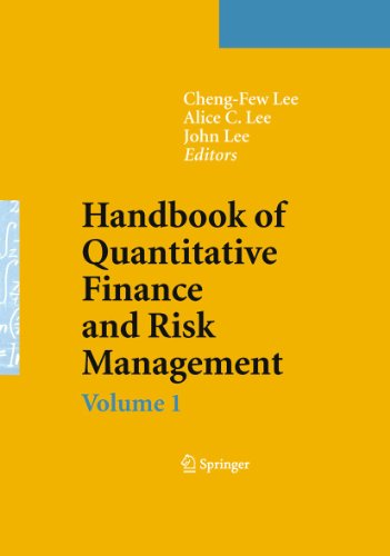 Handbook of Quantitative Finance and Risk Management (v. 1-3)