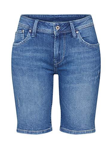 Pepe Jeans Bermuda Donna Jeans Denim, 27