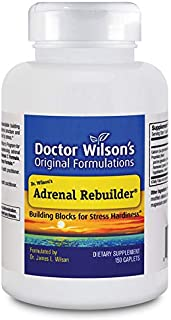 Dr Wilson's Original Formulations Rebuilder Adrenal Extracts, 150 Count