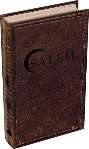 Coleção Cidades Sombrias #2. Salem 1692, Galápagos Jogos