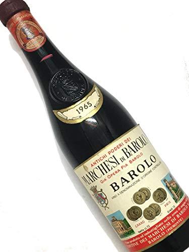 Marchesi di Barolo(マルケージ・ディ・バローロ)『マルケージ ディ バローロ 1965』