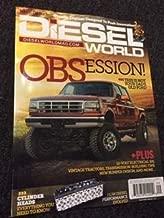 diesel world magazine September 2019 OBSession