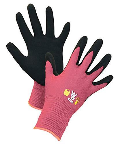 Kerbl 297332 Kinderhandschuh Kid, 8-11 Alter, Pink