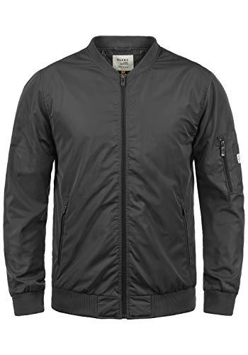 Blend Craz Herren Bomberjacke Übergangsjacke Jacke Mit Stehkragen, Größe:XL, Farbe:Phantom Grey (70010)