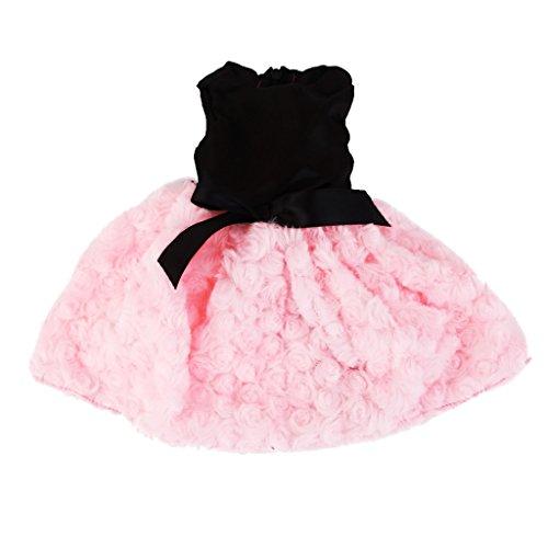18-Zoll Puppen Kleidung Fluffy Cute Kleid Rock für American Girl-Puppe